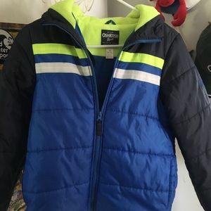 Osh Kosh Blue Jacket